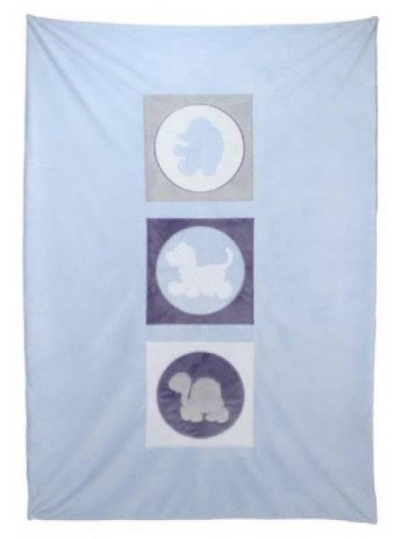 Noukies Edredon Arthur et Merlin Graphic - 100x140 cm