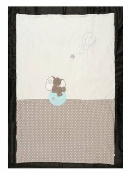 Nattou Edredon Eléphant Bubbles - 120x85 cm