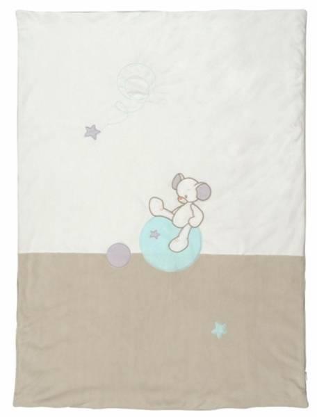 Nattou Edredon Souris Bubbles - 100x70 cm