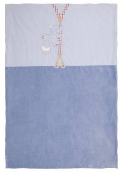 Noukies Edredon William et Henry 100x140 cm