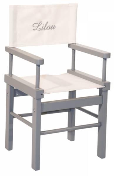moulin roty fauteuil metteur en sc ne gris ancien mod le. Black Bedroom Furniture Sets. Home Design Ideas