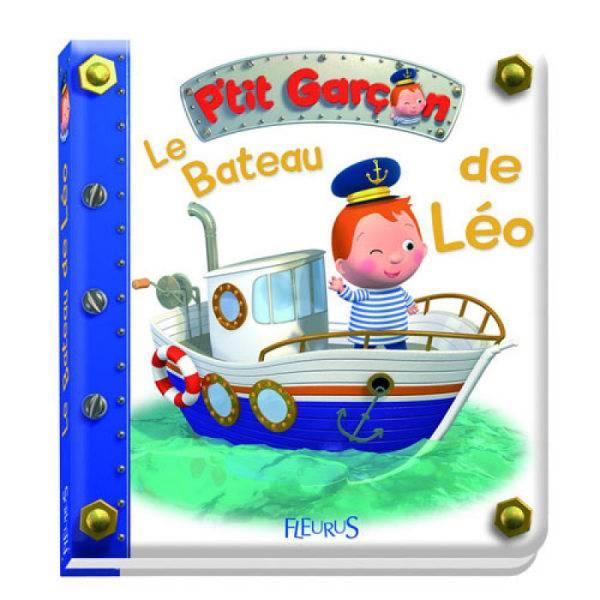 Fleurus Livre Le Bateau de Léo - Petit Garçon