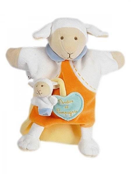 doudou et compagnie marionnette mouton doudouplanet. Black Bedroom Furniture Sets. Home Design Ideas