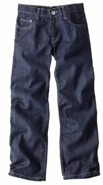Levis Pantalon Jeans Usual Rinse Brut Garçon 6 Ans