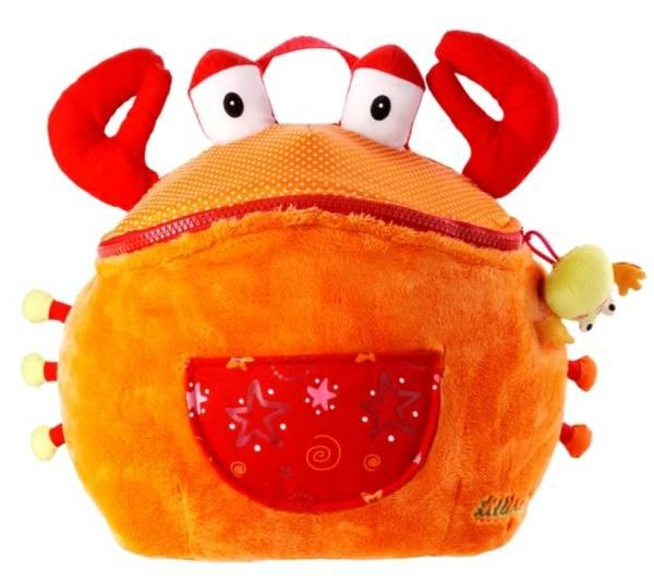 Lilliputiens Sac à Dos Crabe Oscar