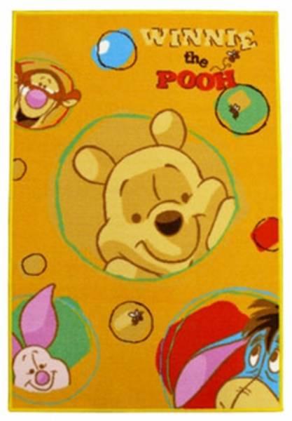 Fun House Tapis Winnie Rectangle 80x120 cm