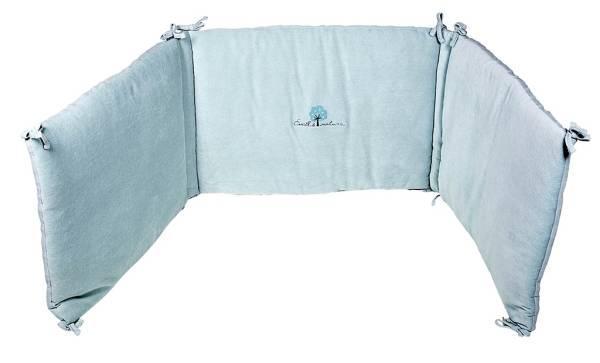 eveil et nature tour de lit biologique nil. Black Bedroom Furniture Sets. Home Design Ideas
