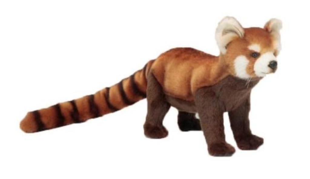 Anima Peluche Panda Roux - 40 cm