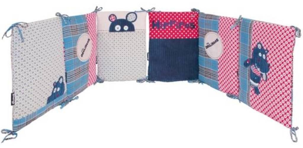 babycalin tour de lit hippopotame hippipos. Black Bedroom Furniture Sets. Home Design Ideas