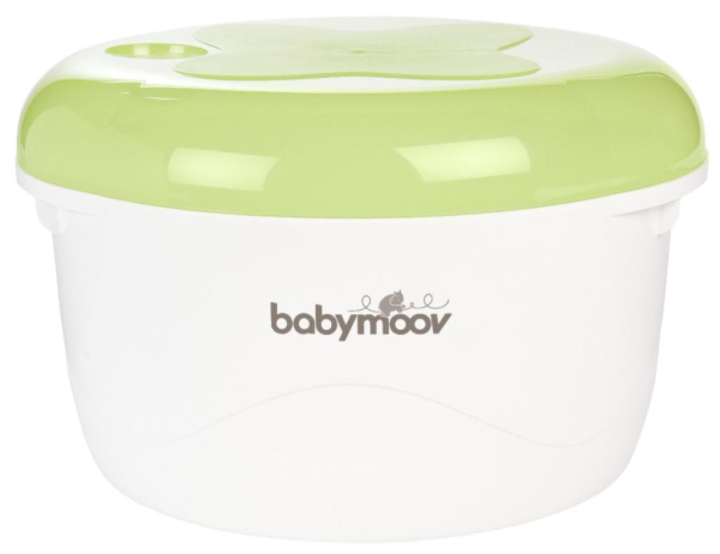 Babymoov Stérilisateur Micro-Ondes Vert Amande