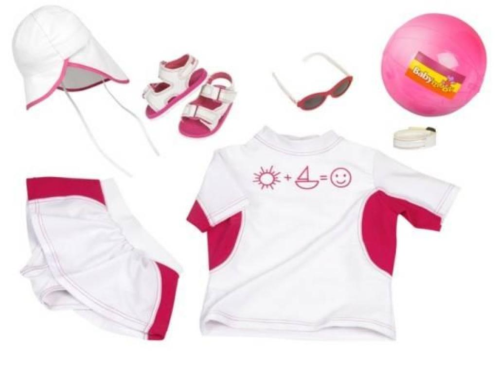 Babymoov Summer Kit Fille