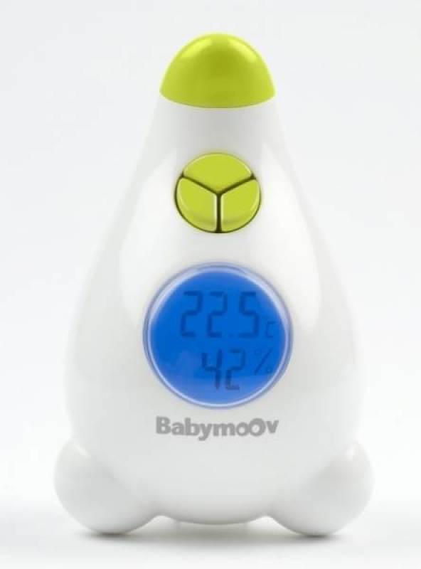 Babymoov Thermomètre Hygromètre