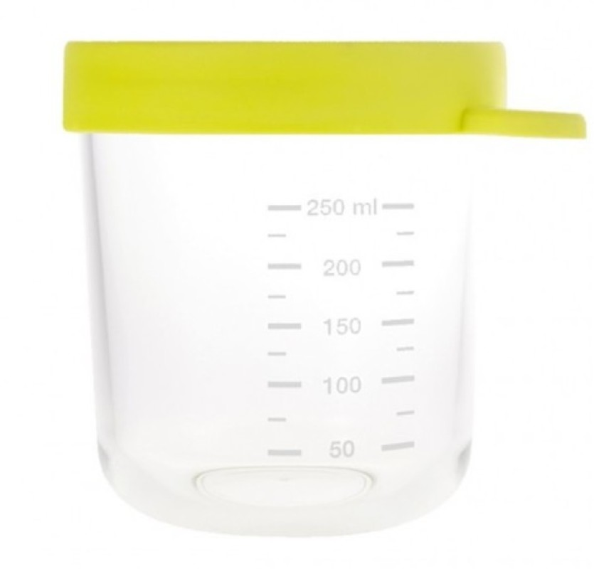 Beaba Portion Verre Néon - 250 ml