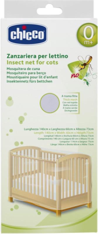 chicco moustiquaire pour lit doudouplanet. Black Bedroom Furniture Sets. Home Design Ideas
