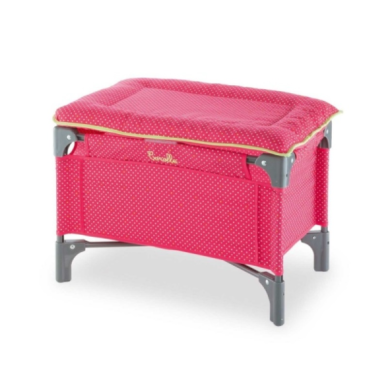 corolle lit table langer pour poupon de 36 42 cm