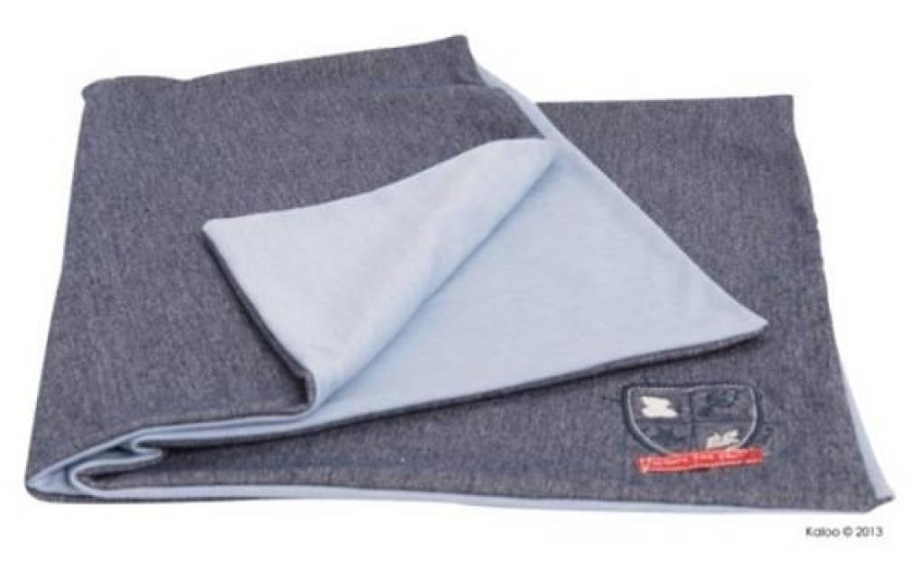 Kaloo Couverture Poussette Blue Denim