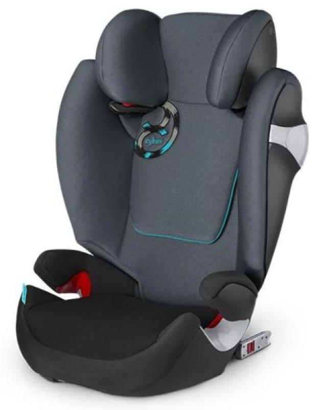 Siege Auto Cybex Solution M Fix : cybex si ge auto groupe 2 3 solution m fix black sea ~ Nature-et-papiers.com Idées de Décoration