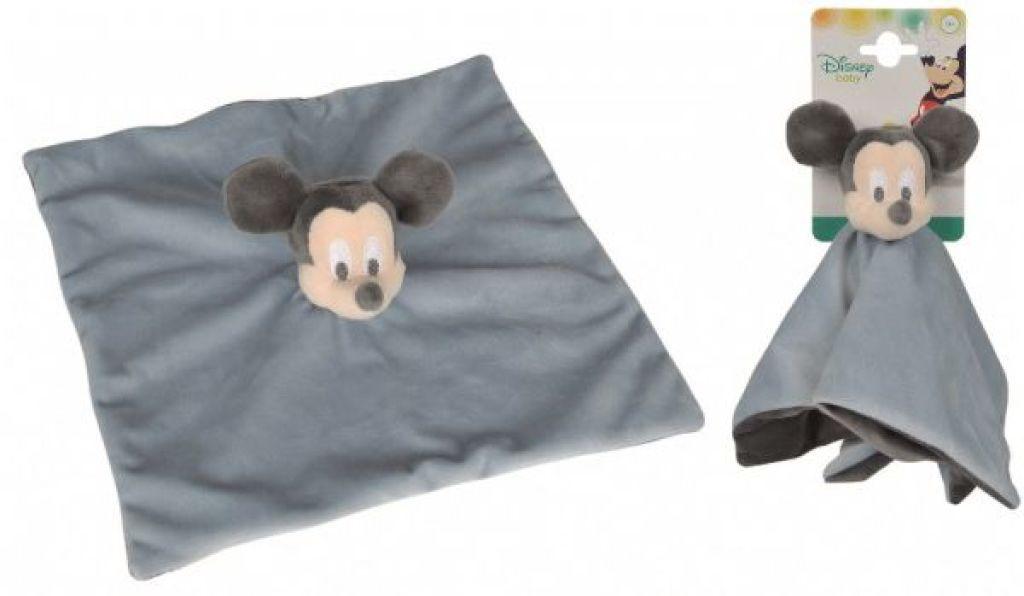 Disney Baby Doudou Mickey Bleu