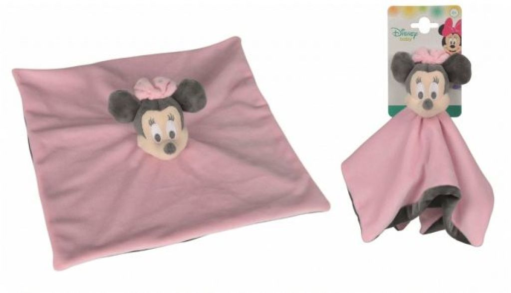 Disney Baby Doudou Minnie Rose