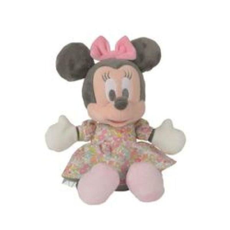 Disney Baby Peluche Minnie Fleurs