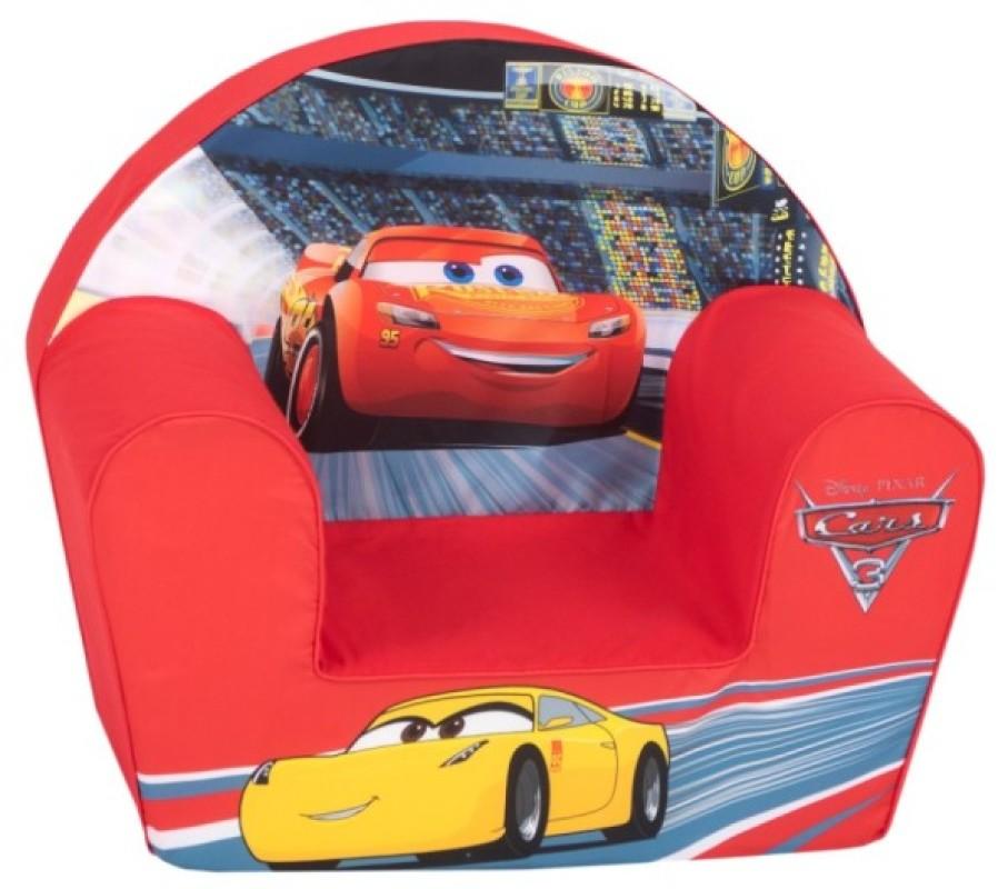 Fauteuil Cars 3 Rouge de chez Disney, collection Cars