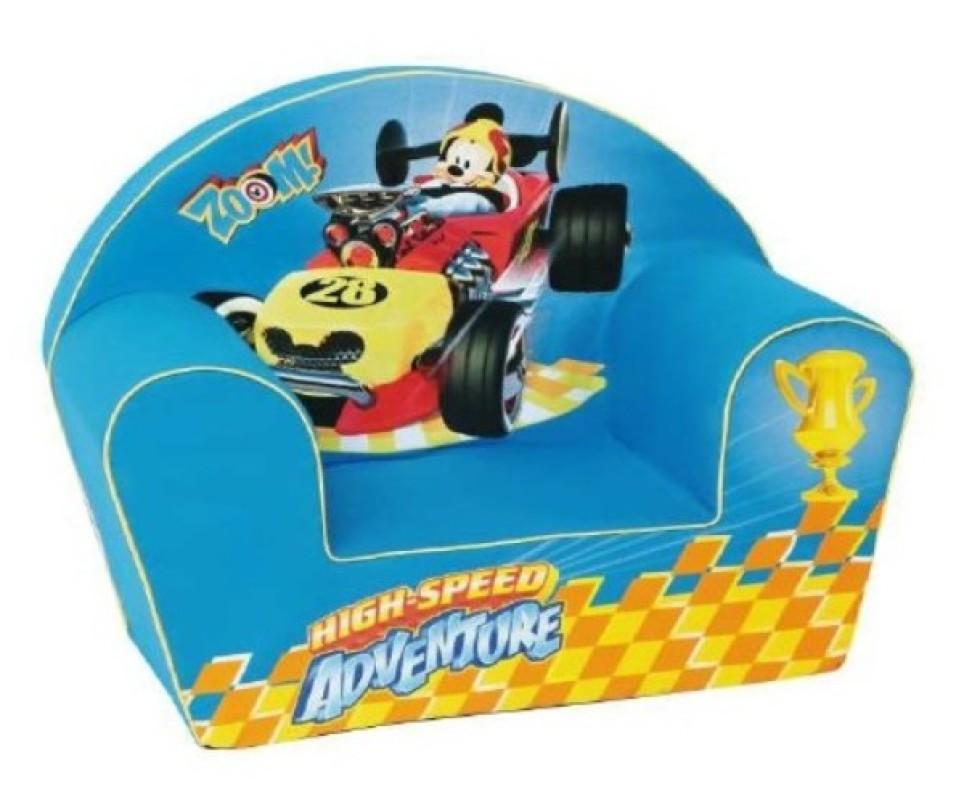 Disney Fauteuil Mickey Roadster racers