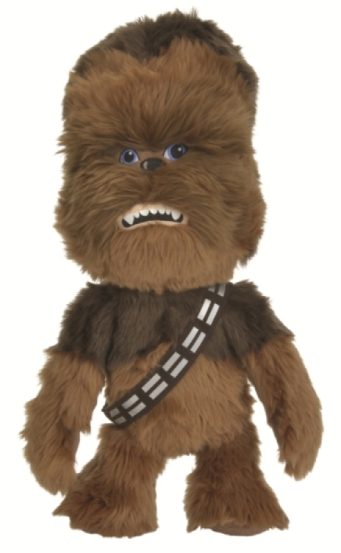 disney peluche chewbacca star wars 45 cm. Black Bedroom Furniture Sets. Home Design Ideas