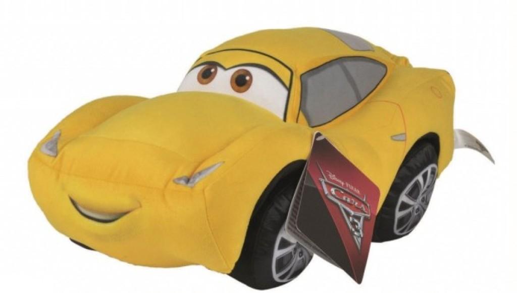 Disney Peluche Cruz Ramirez Cars 3 - 45 cm