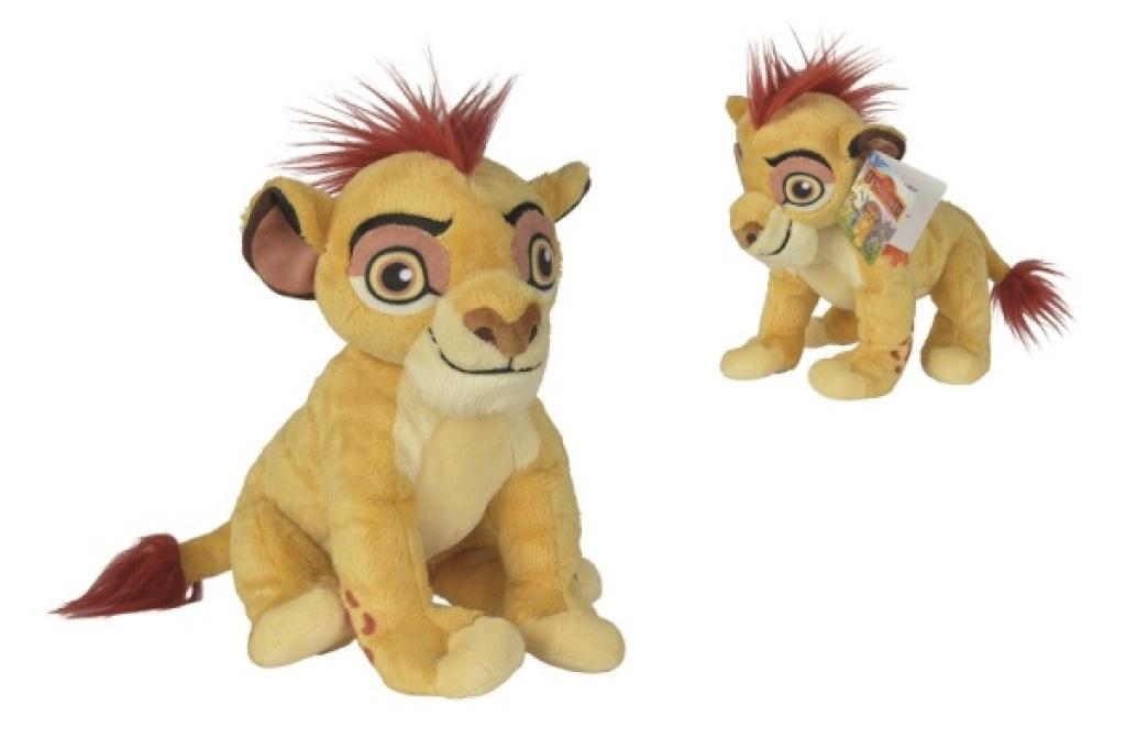 Disney Peluche Kion Assis - La Garde du Roi Lion - 25 cm