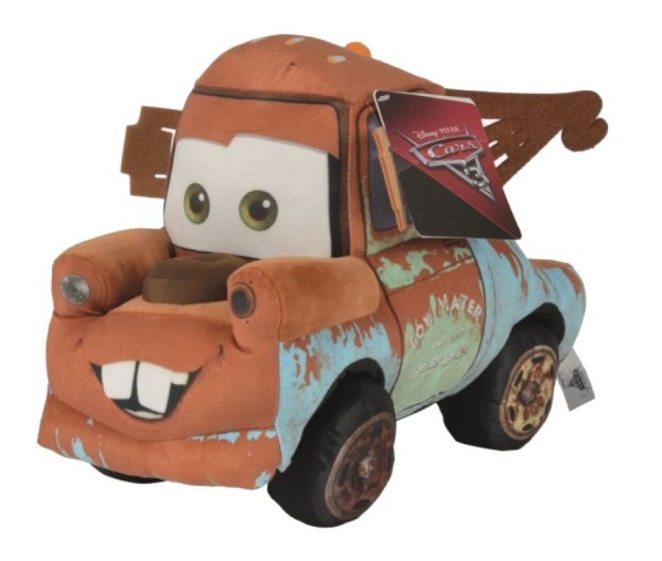 Disney Peluche Martin Cars 3 - 45 cm