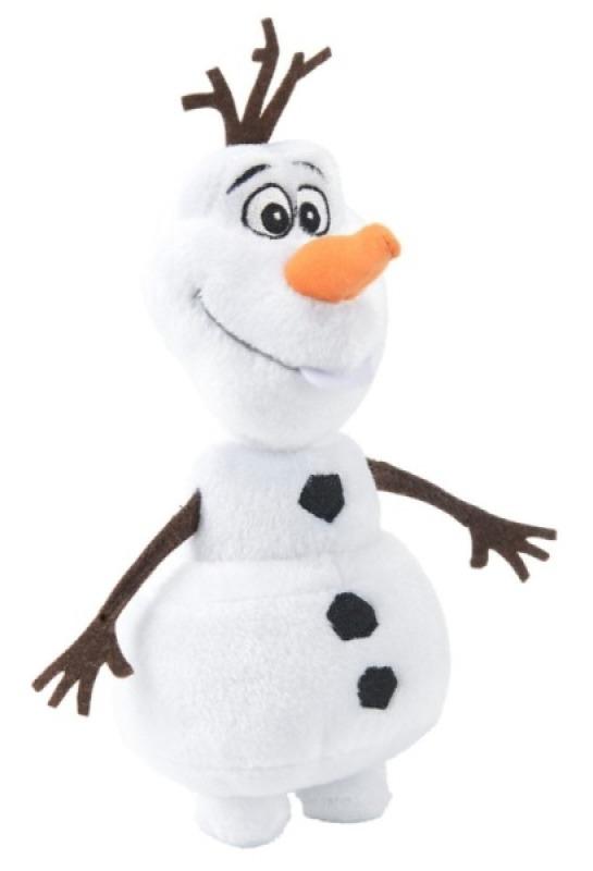 Disney Peluche Olaf Debout - 20 cm