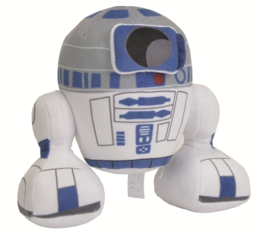 Disney Peluche R2D2 Star Wars - 25 cm