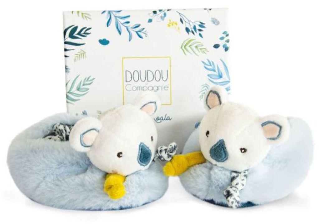 Doudou et Compagnie Chaussons Koala Yoca