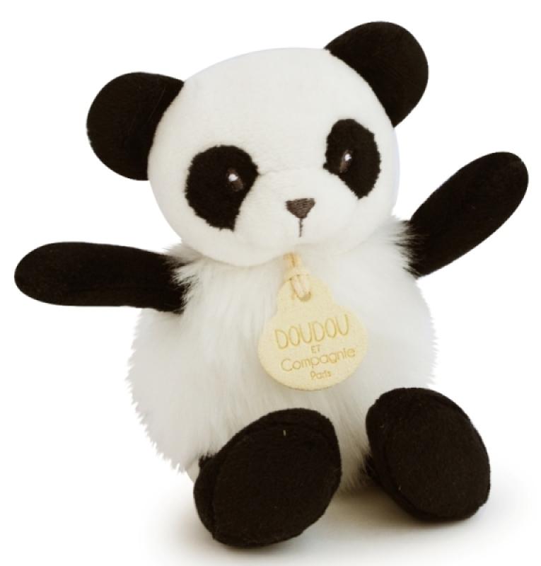 Doudou et Compagnie Peluche Panda Minizoo