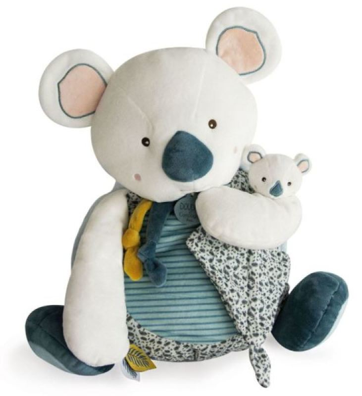 Doudou et Compagnie Peluche Range Pyjama Koala Yoca - 40 cm
