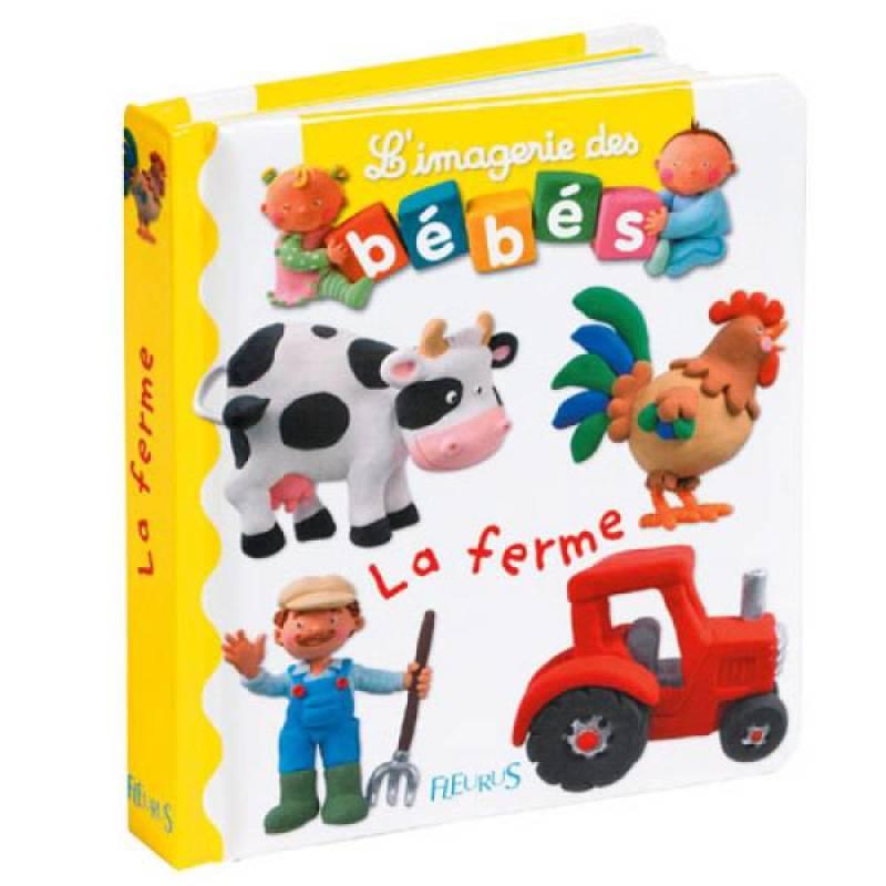 Fleurus Livre La Ferme - Imagerie des Bébés