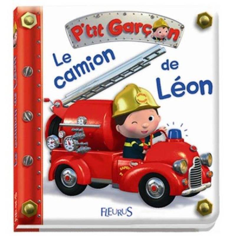 Fleurus Livre Le Camion de Léon - Petit Garçon