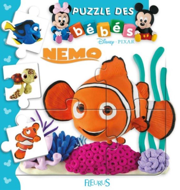 Livre Puzzle Nemo Imagerie Des Bebes