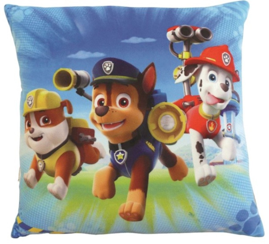 Fun House Coussin Carré Paw Patrol