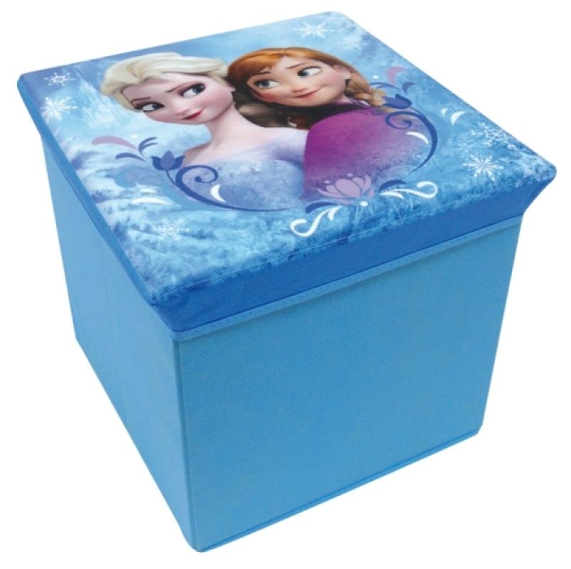 Fun House Cube de Rangement La Reine des Neiges