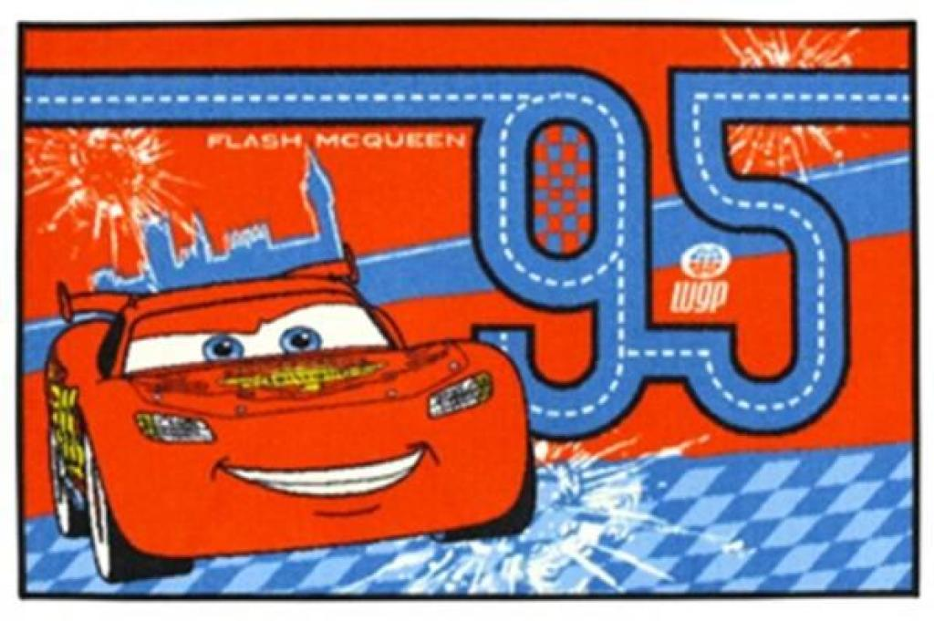 Fun House Tapis Cars Circuit F1