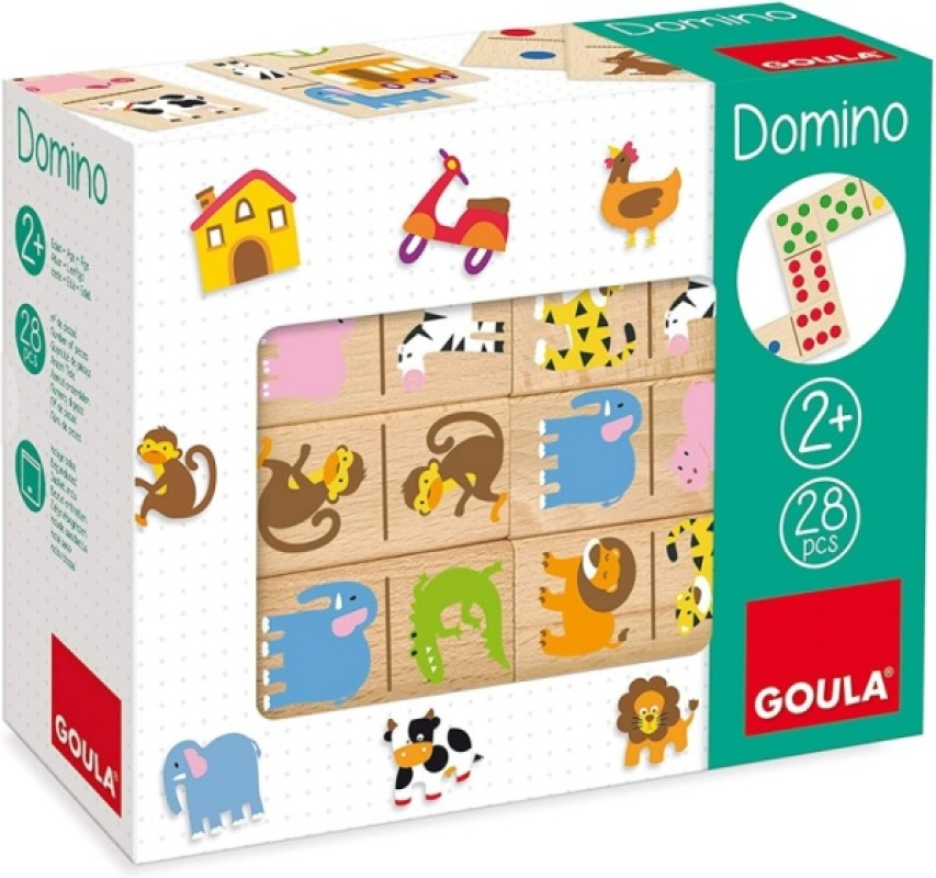 Goula Domino Zoo