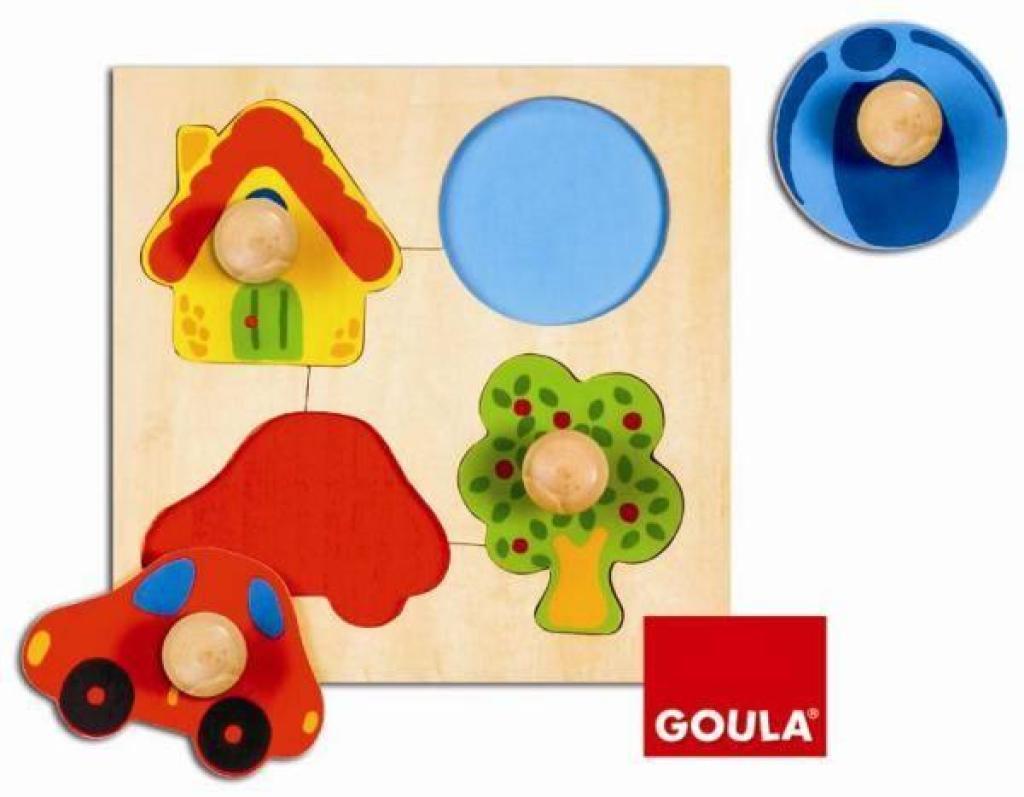 Goula Puzzle Couleur