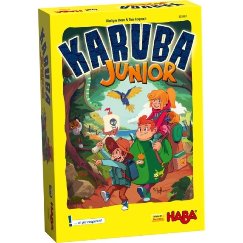 Haba Jeu de société Karuba Junior