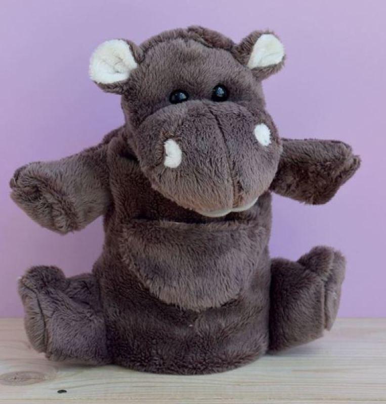 Histoire d Ours Marionnette Hippo