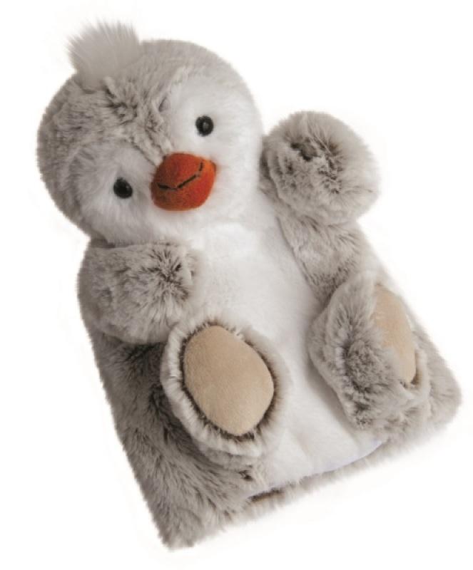 Histoire d Ours Marionnette Pingouin - 25 cm
