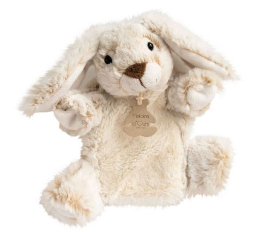 Histoire d Ours Marionnette Zanimoos Lapin