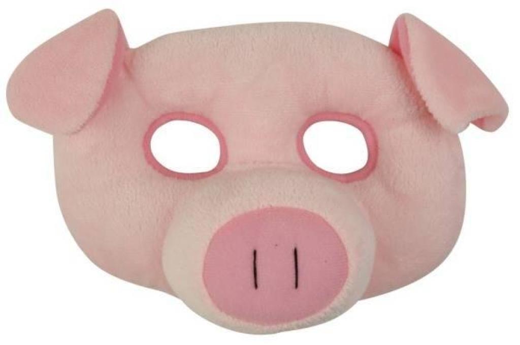 Histoire d Ours Masque Cochon