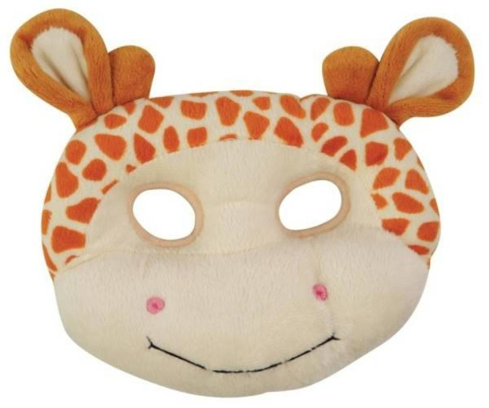 Histoire d Ours Masque Girafe