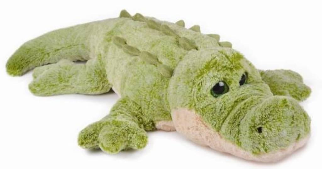 Histoire d Ours Peluche Crocodile - 70 cm